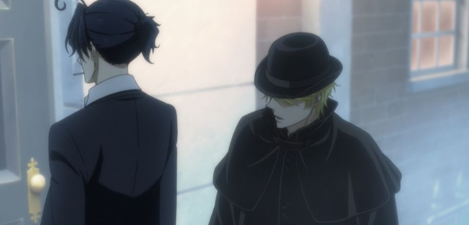 Immagine  su Yuukoku no Moriarty 2nd Season
